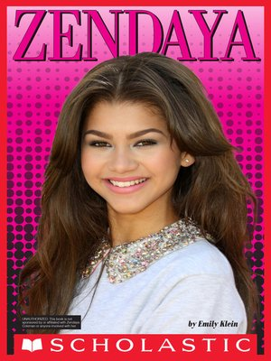 cover image of Zendaya